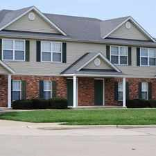 Rental info for Apartment In Move In Condition In Edwardsville in the Edwardsville area