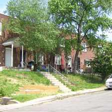 Rental info for Affordable 3 Bedroom Townhouse Available In Bro... in the Baltimore area