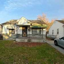 Rental info for Pet Friendly 3+1.50 House In Detroit in the Detroit area