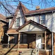Rental info for Detroit, Prime Location 3 Bedroom, House in the Detroit area