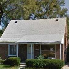 Rental info for This Section 8 Approved, 3 Bed Bungalow Is The ... in the Detroit area