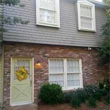Rental info for Apartment In Great Location in the Jackson area