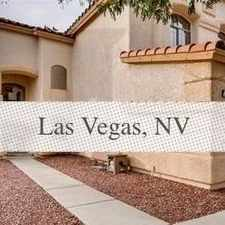 Rental info for House For Rent In Las Vegas. in the Paradise area