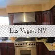 Rental info for House For Rent In Las Vegas. in the Las Vegas area
