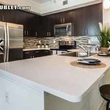 Rental info for $1550 1 bedroom Apartment in Oakland Park in the Fort Lauderdale area