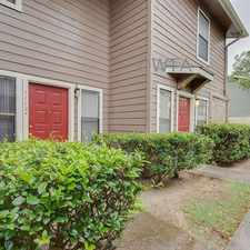 Rental info for 6020 DANNY KAYE DR in the San Antonio area