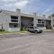 Rental info for 11845 West Ave in the San Antonio area