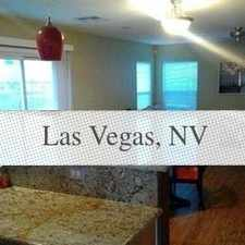 Rental info for House For Rent In Las Vegas. Washer/Dryer Hookups! in the Enterprise area