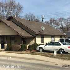Rental info for 1405 S Rogers St in the Bloomington area