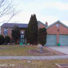 Rental info for 369 Old Ranch Court in the Columbus area