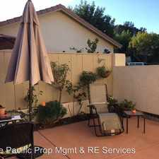Rental info for 12810 Camino de La Breccia in the San Diego area