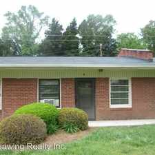 Rental info for 1500 Marlynn Drive #20 in the Newell area