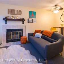 Rental info for 1634 17th Street #9 in the Boulder area