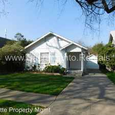 Rental info for 1732 36th Street
