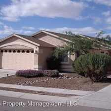 Rental info for 10215 E Desert Mesa