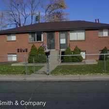 Rental info for 5525 W. 3rd. Place # 3 in the Denver area