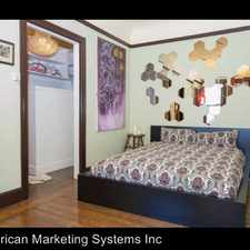 Rental info for 121 States Street B in the Corona Heights area