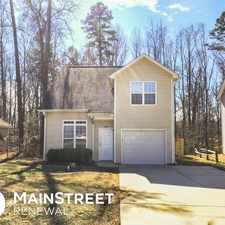 Rental info for 3726 Lake Road in the Charlotte area