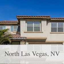 Rental info for North Las Vegas Is The Place To Be! Come Home T... in the Las Vegas area