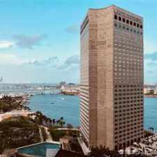 Rental info for 335 South Biscayne Boulevard #1408 in the Miami area