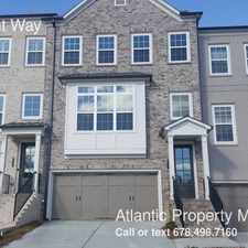 Rental info for 2183 Elmont Way in the Atlanta area