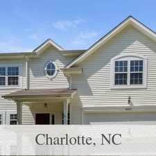 Rental info for House For Rent In Charlotte. 2 Car Garage! in the Charlotte area