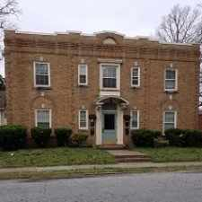 Rental info for In Historic Fisher Park Just North Of Downtown in the Greensboro area