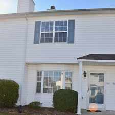 Rental info for Nice Townhome Close To Pitt Community College in the Greenville area
