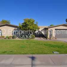 Rental info for Beautiful Tempe Home - 4 Bedrooms in the Tempe area