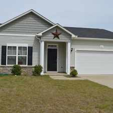 Rental info for House For Rent In Fayetteville. 2 Car Garage! in the Fayetteville area