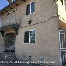 Rental info for 638 East 7th Street in the Long Beach area