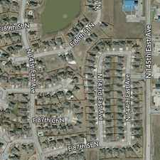 Rental info for Neighborhood With Park, Pond, Pool, And Walking... in the Owasso area