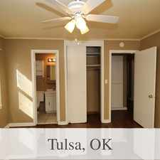 Rental info for Charming Home Near Brookside. Washer/Dryer Hook... in the Tulsa area