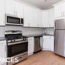 Rental info for Spaces Real Estate in the West Town area