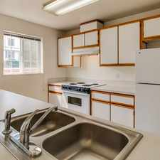 Rental info for With On Site Laundry