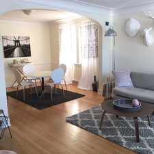 Rental info for 6315 N Mobile 1st flr in the Norwood Park area