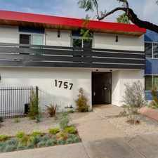 Rental info for 1757 N Kingsley Dr. 203 in the Los Angeles area