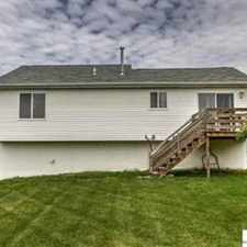 Rental info for 15413 Young St in the Omaha area