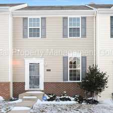 Rental info for Pet Friendly 2 Story Inner Townhouse with Basement and Fenced In Yard