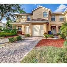 Rental info for For Rent By Owner In Estero