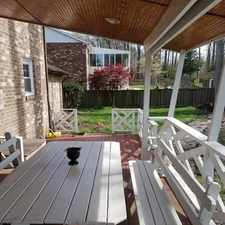 Rental info for DO NOT MISS THIS RARE OPPORTUNITY. 2 Car Garage! in the Burke Centre area