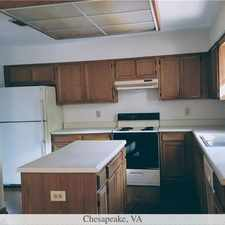 Rental info for Outstanding Opportunity To Live At The Chesapea... in the Chesapeake area