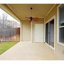 Rental info for Beautiful Bright 3 Bedroom Townhouse With 2 And... in the Plano area
