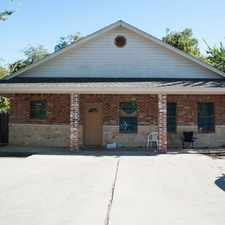 Rental info for House For Rent In Waco. Washer/Dryer Hookups! in the Waco area