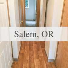 Rental info for Remodeled Ground Level Apartment In Keizer in the Salem area