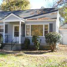 Rental info for Charming Single Family Home in the Chattanooga area