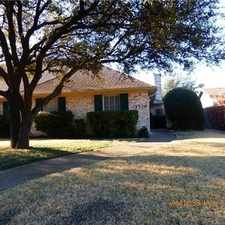 Rental info for Dallas - Very Open Bright 3 Bedroom With Game R... in the Dallas area