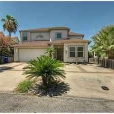 Rental info for Pet Friendly 3+2 House In Corpus Christi in the Corpus Christi area