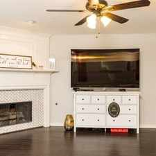 Rental info for This House Is A Must See. Washer/Dryer Hookups! in the Dallas area