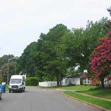 Rental info for Clean And Ready To Move In! in the Chesapeake area